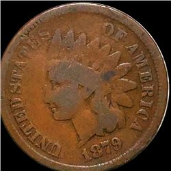 1879 Indain Head Penny NICELY CIRCULATED