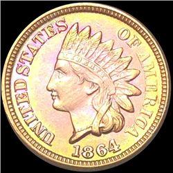 1864 Indian Head Penny UNCIRCULATED