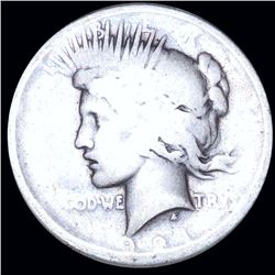 1921 Silver Peace Dollar CIRCULATED