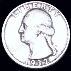 1932-D Washington Quarter NICELY CIRCULATED