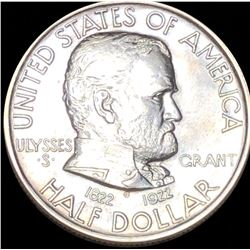 1922 Ulysses S. Grant Half Dollar CLOSELY UNC