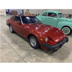 1980 DATSUN 280zx NO RESERVE
