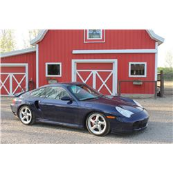 RESERVE LIFTED! 2003 PORSCHE 911 996 TURBO X50 6 SPEED