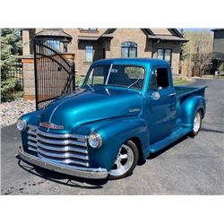 1952 CHEVROLET CUSTOM PICKUP HIGH PERFORMANCE 350 SHORTBOX