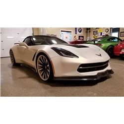 2014 CHEVROLET CORVETTE FORGIATO WIDE BODY 750HP CUSTOM