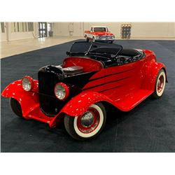 RESERVE LIFTED! 1932 FORD ROADSTER CUSTOM