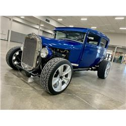 RESERVE LIFTED! 1928 FORD CUSTOM COUPE HOTROD