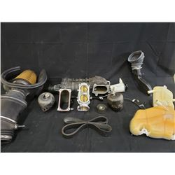 2010 SHELBY GT 500 INTAKE WITH SUPER CHARGER  NO RESERVE
