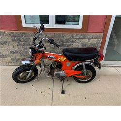 1978 HONDA  CT70 MINI TRAIL NO RESERVE