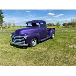 RESERVE LIFTED! 1949 CHEVROLET PICKUP