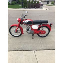 1966 Suzuki M 15 super rare vintage restored bike 50 cc  NO RESERVE