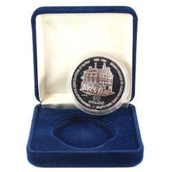 1994 Canada $50 125th Anniversary Timothy Eaton 1oz Fine Silver Coin (Tax Exempt) Coin comes encapsu