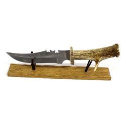 Vintage Pakistani Stainless Steel Knife