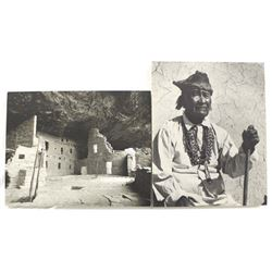 2 Native American Photograpic Prints