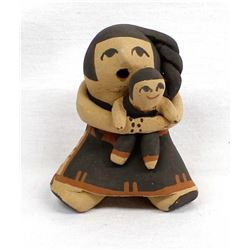 Jemez Pueblo Pottery Storyteller