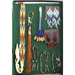 Native American Beaded Jewelry Plus