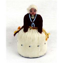 Vintage Native American Navajo Pin Cushion Doll