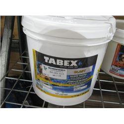 TABEX BLAST CHLORINE GRANULES 4 KG