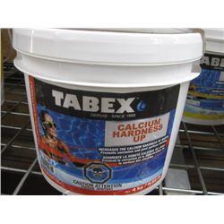 TABEX CALCIUM HARDNESS 4 KG