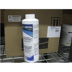 ECO-METAL SPA STAIN CONTROL 12 X 1L