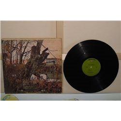 Old used LP record Black Sabbath 33 disque vieux servi