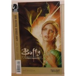Printed in Montreal Canada Dark Horse Comics Buffy #33 March 2010 -bande dessinée
