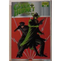 Printed in Canada Dynamite Comics Green Hornet Volume 1 #2 2010 - bande dessinée