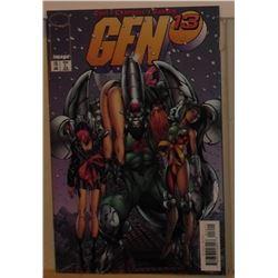 Printed in Canada Image Comics Gen13 #16 1999 - bande dessinée