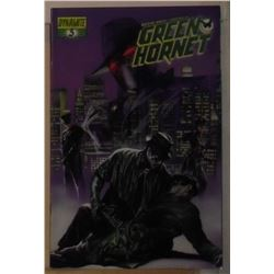 Printed in Canada Dynamite Comics Green Hornet Volume 1 #3 2010 - bande dessinée