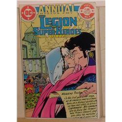 DC Comics Annual Legion of Super-Heroes Volume 2 #2 1983 - bande dessinée