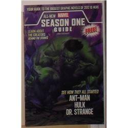 Marvel Comics Guide #1 2012 - bande dessinée