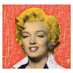 "Marilyn Classic (Blonde) by ""Ringo"" Daniel Funes"