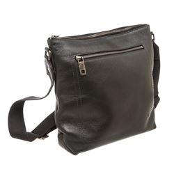Louis Vuitton Gray Utah Leather Shawnee MM Messenger Crossbody Bag