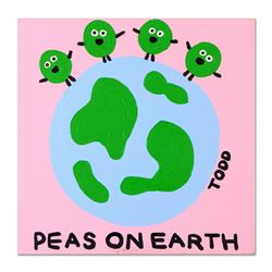 Pease On Earth by Goldman Original