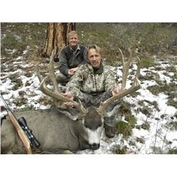 """2021  Montana """"Super Tag"""" Statewide Deer"""