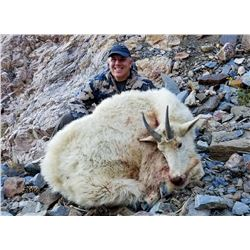 2021 Utah Ogden, Willard Peak Mountain Goat Conservation Permit (Early) Any Legal Weapon (Rifle)
