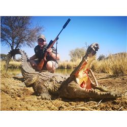 6-Day South Africa Sable, Crocodile & Impala Hunt for Two (2) Hunters