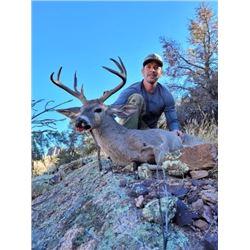2021 Arizona Coues Deer License