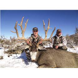 2021 Utah Henry Mtns Buck Deer Conservation Permit, Hunters Choice of Season