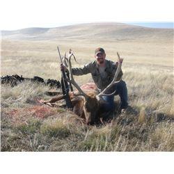 2021 Multi Zone California Elk Permit