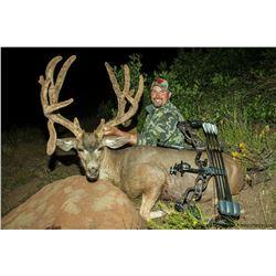 2021 Utah Book Cliffs Buck Deer Conservation Permit - Hunters Choice
