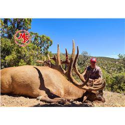 2021 Nevada Heritage Statewide Bull Elk