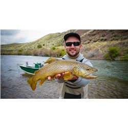 3-Day Flyfishing the Big Sky of Montana – The Legendary Big Hole River