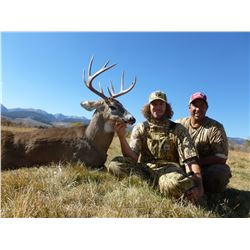 M2D CAMO: 5-Day Whitetail Deer Hunt for Two Hunters in Idaho - Includes Trophy Fees