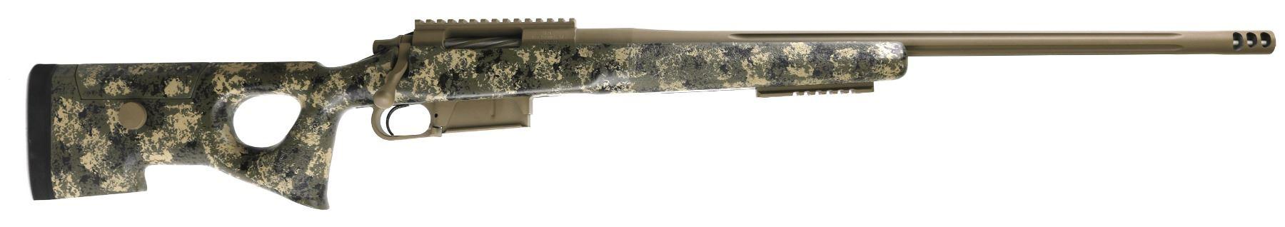 HILL COUNTRY RIFLES: Long-Range Tactical 6.5 Creedmoor Rifle