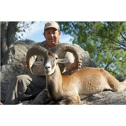 777 RANCH: 4-Day Exotic Game Hunt for Two Hunters in Hondo, Texas - Includes Trophy Fees