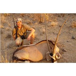 IMMENHOF: 4-Day Plains Game Safari for Two Hunters and Two Non-Hunters in Namibia - Includes Trophy