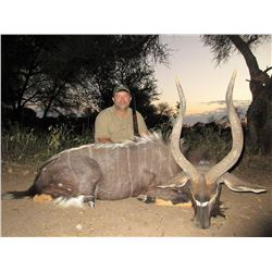 QUAGGA: 7-Day Spiral Horn Safari for Two Hunters and Two Non-Hunters in South Africa - Includes Trop