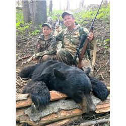FLYING B: 5-Day Black Bear Hunt for Two Hunters in N. Central Idaho - Includes Trophy Fees