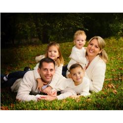 DA VINCI FINE PORTRAITURE: $510 CERTIFICATE For 11x14 Family Portrait and Portrait Sitting